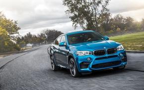 Картинка F86, кроссовер, X6 M, BMW, бмв