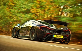 Картинка McLaren, Speed, Supercar, Hypercar