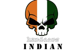 Картинка dream, skull, rock, logo, design, nation, hardcore, sprite, Indian, India, hardcore Indian, voxpop