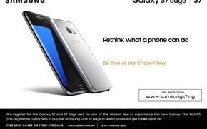 Картинка edge, galaxy, samsung, 2016, samsung galaxy s7, smartphone.