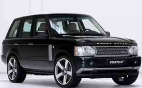 Картинка black, Rover, Range