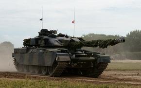 Картинка танк, боевой, бронетехника, Chieftain, Чифтен, «вождь»