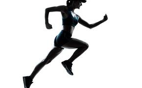 Обои fitness, sportswear, jogging, running