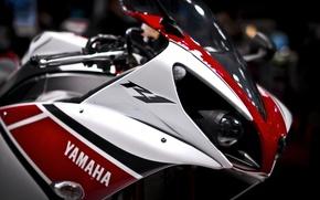 Картинка мотоцикл, Yamaha, yzf