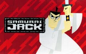 Картинка white, katana, samurai jack