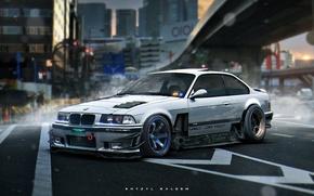Картинка BMW, ART, Khyzyl Saleem