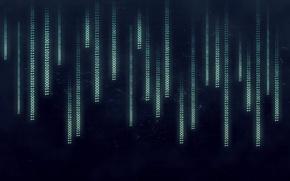 Картинка abstract, Matrix, binary, numbers