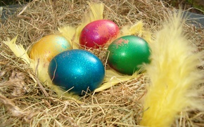 Картинка праздник, яйца, пасха