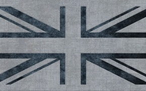 Картинка флаг, Великобритания, Текстура