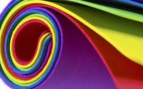 Картинка Macro, Ride, Colour Wave, Vibrant Minimalism
