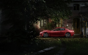 Обои GranTurismo, Maserati, гранд туризмо, мазерати