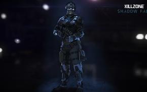 Картинка Солдат, Оружие, Killzone, Военный, Экипировка, Killzone Shadow Fall, Sony Computer Entertainment, Guerrilla Games, Килзон В …