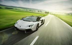 Картинка Roadster, Lamborghini, LP700-4, Aventador, LB834, Novitec Torado