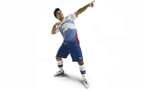 Картинка футбол, 2012, Агуэро, новые бутсы, Sergio Aguero