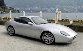Картинка Maserati, серебристый, Zagato, '2007 _15