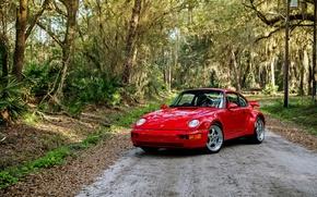 Картинка 911, turbo, Porsche, порше
