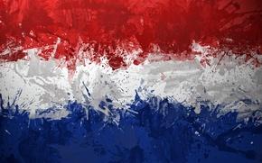 Картинка флаг, Нидерланды, Holland, Голландия, Netherlands, Королевство Нидерландов, Koninkrijk der Nederlanden