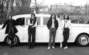 Обои The Beatles, Ринго Старр, Музыканты, Beatles, Битлз, Пол Маккартни, Джордж Харрисон, Джон Леннон, Легенда