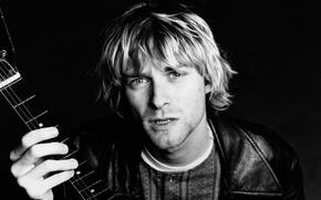Картинка Nirvana, Kurt Cobain, Kurt Donald Cobain, Курт Кобейн, Нирвана