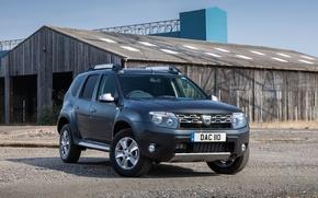 Картинка Renault, рено, Duster, дастер, 2015, Commercial, Dacia