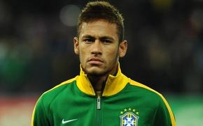 Картинка Football, Brasil, Neymar, FIFA 14