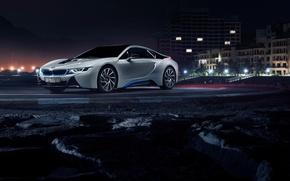 Картинка BMW, white