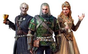 Картинка The Witcher 3: Wild Hunt, Ведьмак 3 Дикая Охота, Кровь и Вино, Blood and Wine, …