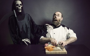 Картинка смерть, человек, скелет