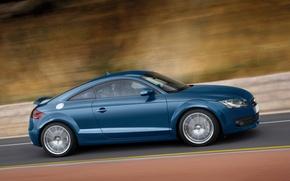 Картинка Audi, blue