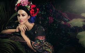 Картинка девушка, знаменитости, актриса, Monica Bellucci, красотка, women, celebrity, моника беллуччи