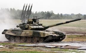 Картинка ракета, танк, Россия, Т-90 С