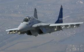 Картинка самолёт, Авиация, МИГ-35