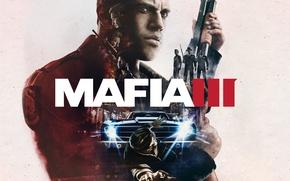 Картинка Игра, Games, 2K Games, Mafia III, Mafia 3, Линкольн Клэй, Lincoln Clay