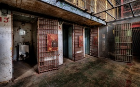 Картинка камеры, тюрьма, Maximum Security
