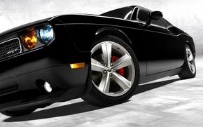Картинка Авто, Черный, Колеса