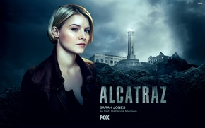 Картинка serial, Alcatraz, Sarah Jones, Detective, goodlife, tv show, Tv series, Rebecca Madsen
