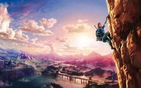 Картинка Nintendo, Game, Link, The Legend Of Zelda: Breath Of The Wild