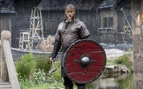 Картинка воин, Vikings, Викинги, Travis Fimmel, Ragnar Lothbrok