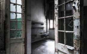 Картинка фон, комната, двери