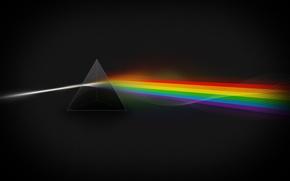 Картинка музыка, music, rock, рок, progressive, pink floyd, psychedelic, темная сторона луны, dark side of the …