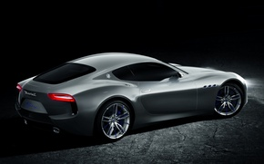 Картинка Maserati, concept, auto, alfieri