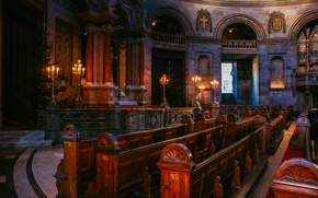 Картинка церковь, Denmark, Copenhagen, Копенгаген