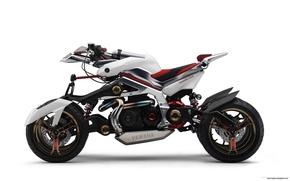 Картинка обои, скорость, мотоцикл