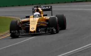 Картинка Renault, Sport, Kevin Magnussen, Australian GP