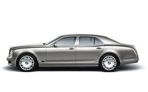 Картинка Bentley, седан, mulsanne