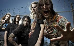 Картинка Музыка, Группа, Deathcore, Suicide Silence