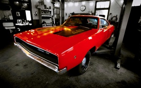 Картинка car, dodge, muscle, charger