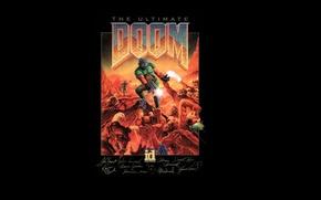 Картинка Retro, creators firms, Doom