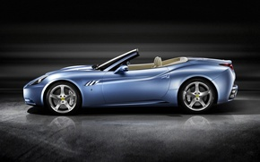 Обои ferrari, california, феррари, авто, машина