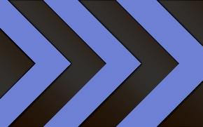 Картинка абстракция, фон, обои, цвет, Линии, объем, фигуры